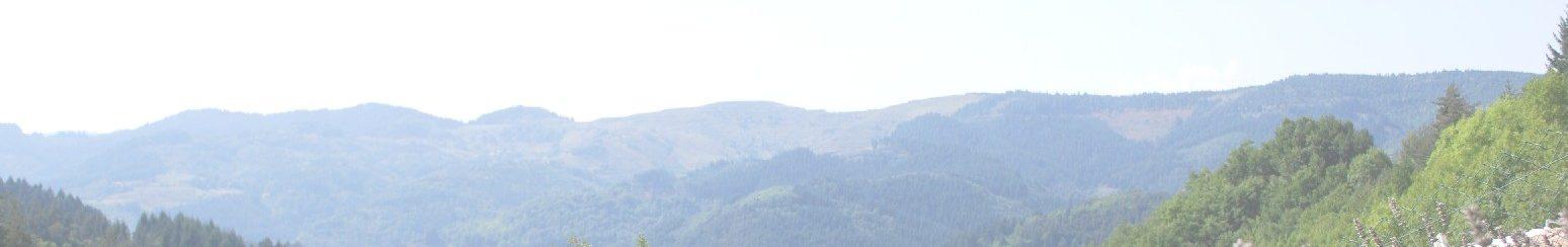 Les Combes, en Ardèche