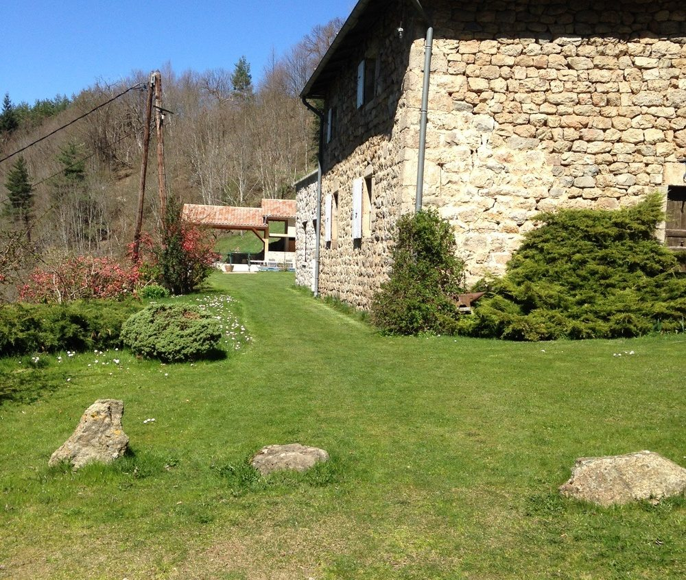 Le Grand gîte les Combes en Ardèche